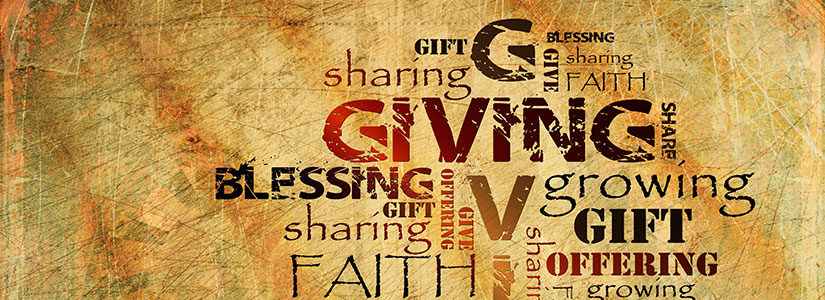 Give To Every Man That Asketh Of Thee - Church of God ...