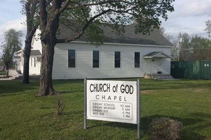Webb City Chapel