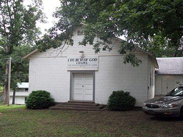 Myrtle, MO chapel